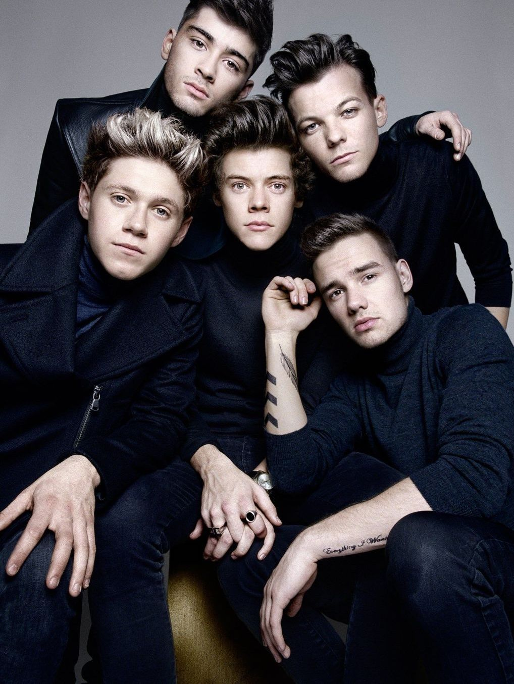 One Direction 05 GQ 26Jul13 b 10 Things You Didn't Know About One Direction