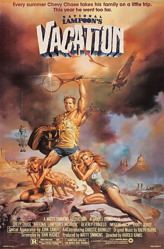 PIC 1 1 12 Facts You Probably Never Knew About National Lampoon's Vacation