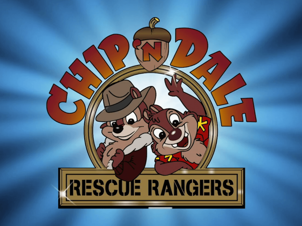 PIC 1 12 Fun Facts You Need To Know About Chip 'n Dale - Rescue Rangers!
