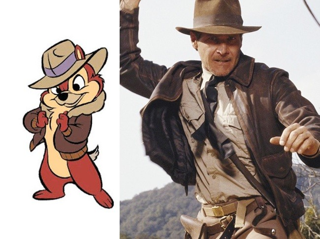 PIC 10 19 12 Fun Facts You Need To Know About Chip 'n Dale - Rescue Rangers!