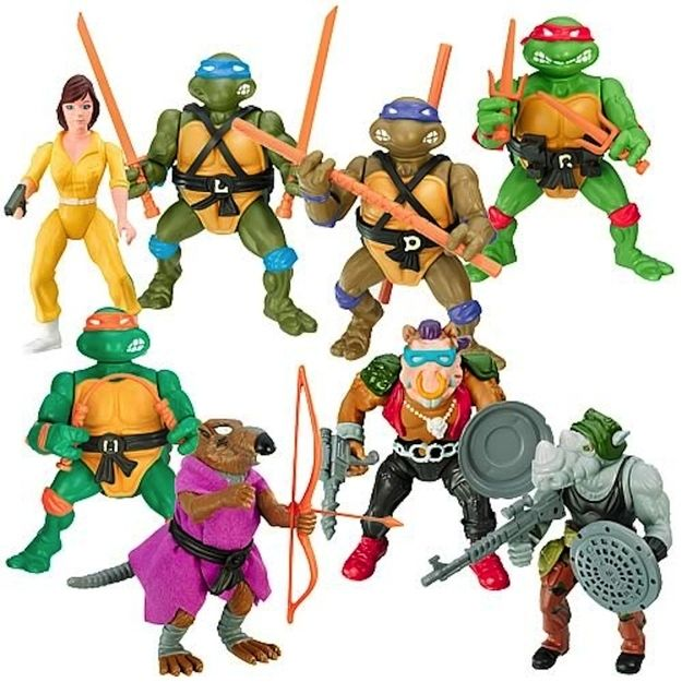 PIC 10 4 12 Of The Best Sets Of Action Figures From When You Were Growing Up!