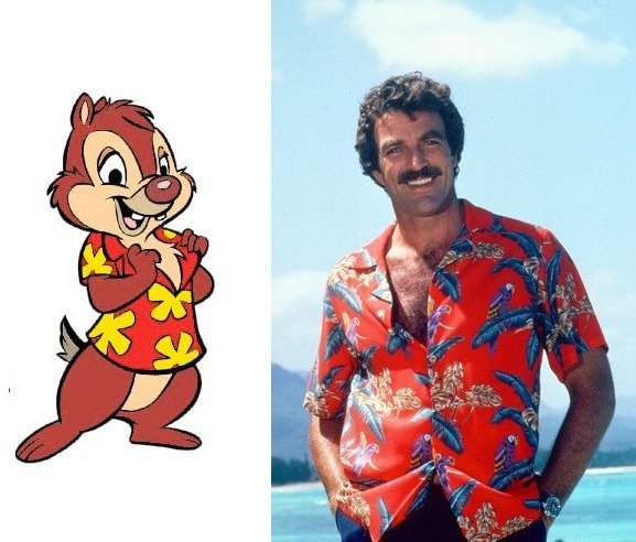 PIC 11 24 12 Fun Facts You Need To Know About Chip 'n Dale - Rescue Rangers!