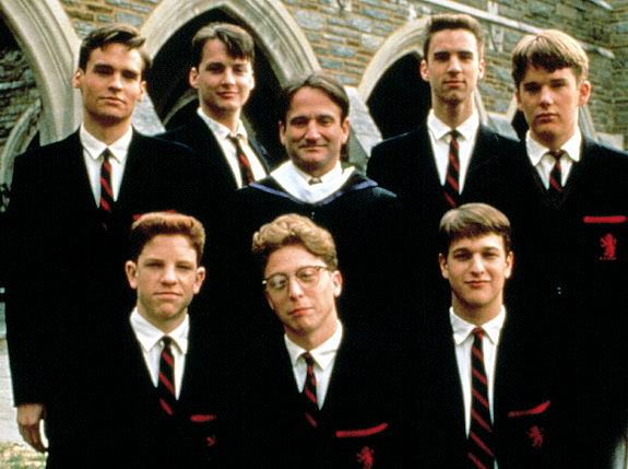 PIC 15 9 Oh Captain! My Captain! 14 Facts You Never Knew About Dead Poets Society