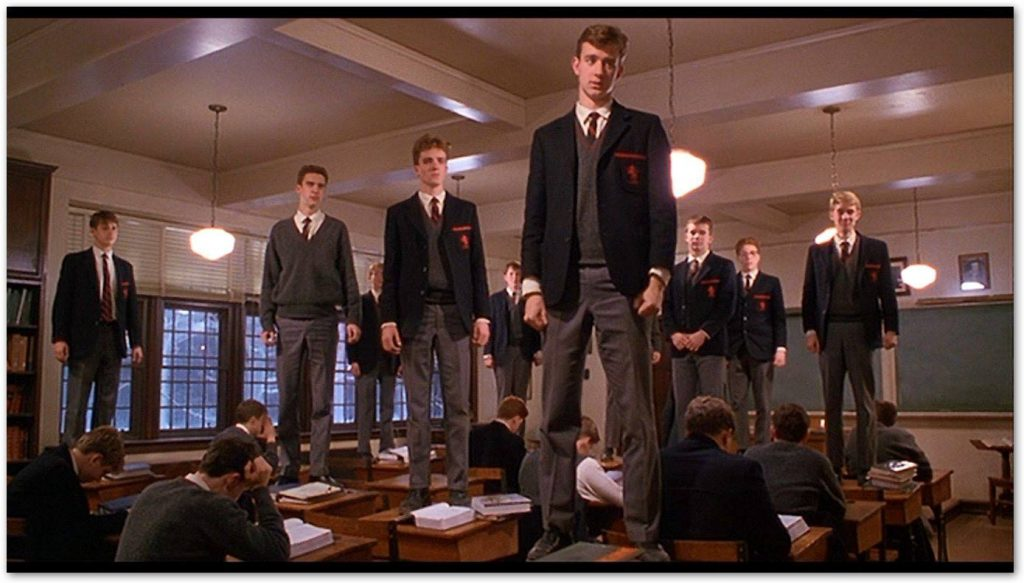 PIC 2 1 Oh Captain! My Captain! 14 Facts You Never Knew About Dead Poets Society