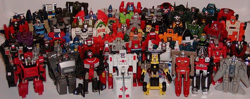 PIC 3 4 12 Of The Best Sets Of Action Figures From When You Were Growing Up!