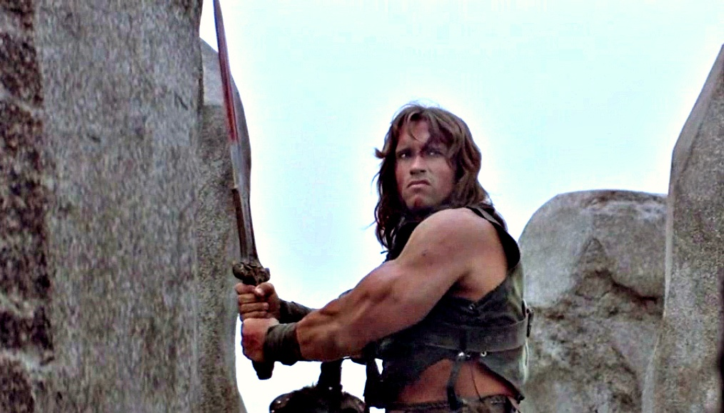 PIC 3 6 12 Heroic Facts You Never Knew About Conan The Barbarian!