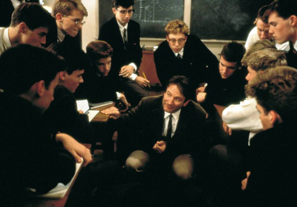 PIC 4 26 Oh Captain! My Captain! 14 Facts You Never Knew About Dead Poets Society