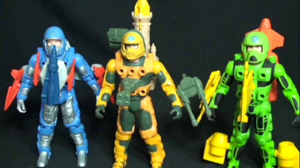 PIC 5 2 12 Of The Best Sets Of Action Figures From When You Were Growing Up!