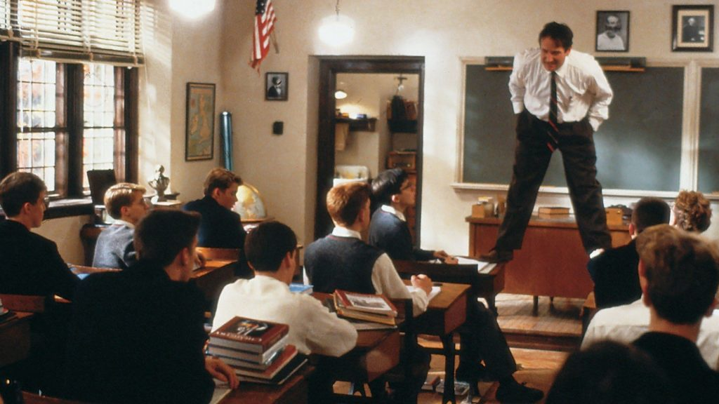 PIC 5 23 Oh Captain! My Captain! 14 Facts You Never Knew About Dead Poets Society
