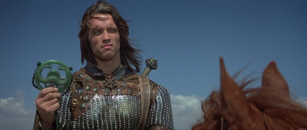 PIC 5 4 12 Heroic Facts You Never Knew About Conan The Barbarian!