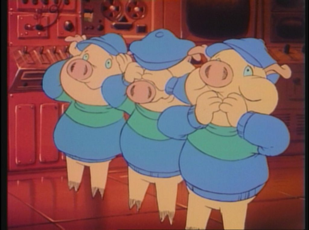 PIC 6 16 14 Of Our Favourite Evil Cartoon Henchmen From When We Were Growing Up!