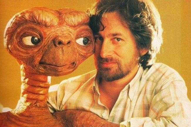 Spielberg and E.T.