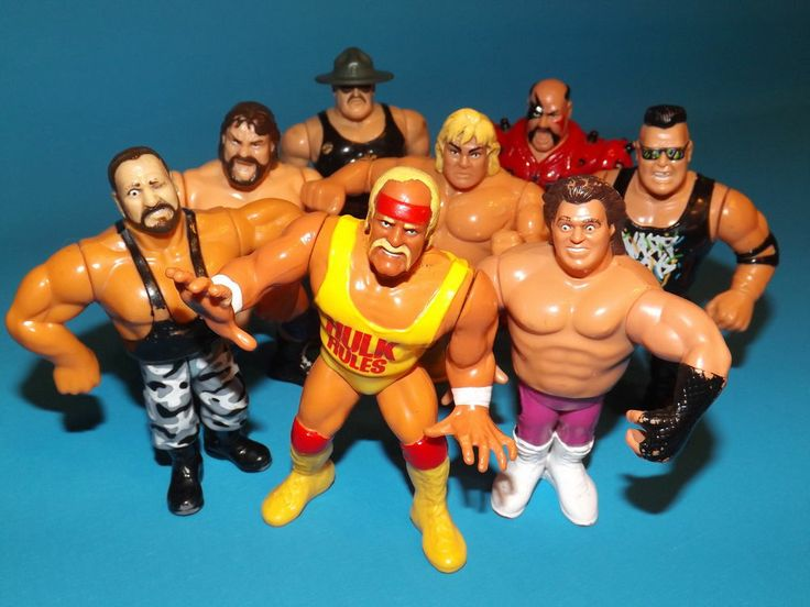 PIC 7 4 12 Of The Best Sets Of Action Figures From When You Were Growing Up!