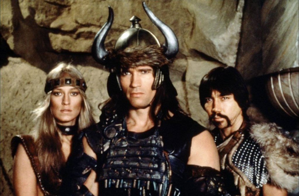 PIC 7 5 12 Heroic Facts You Never Knew About Conan The Barbarian!