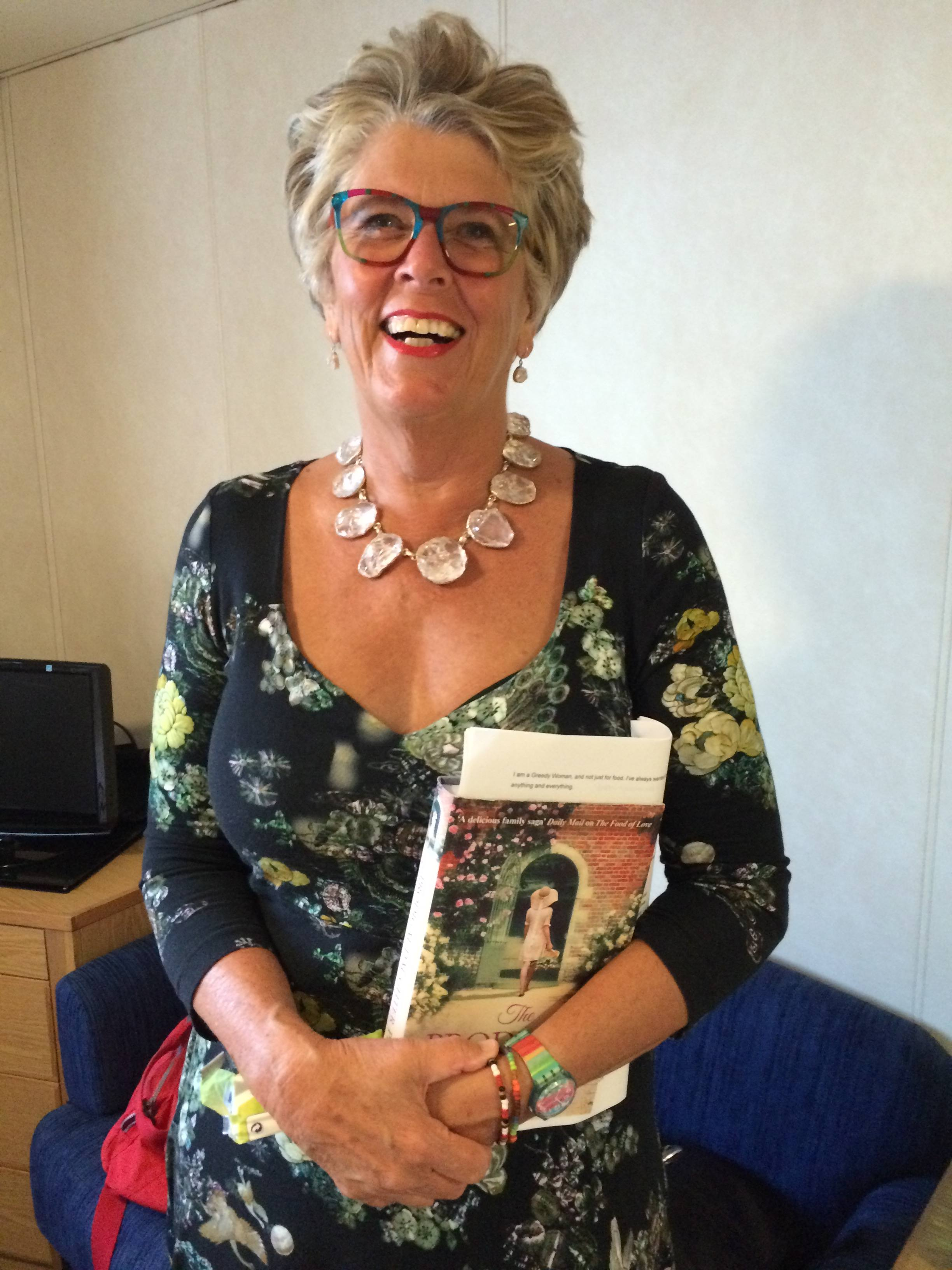 PML with PD Sept16 26 Things You Didn't Know About Bake Off's Prue Leith