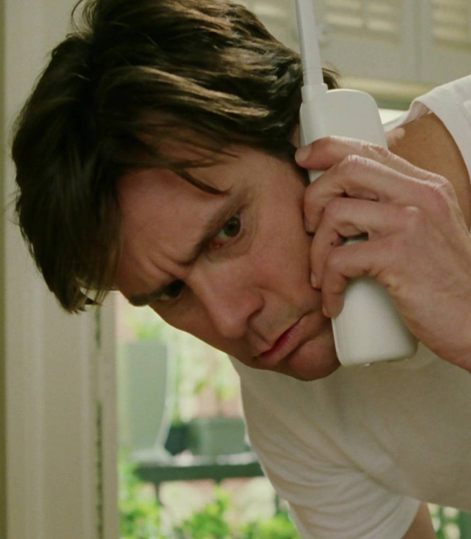 Panasonic Phone Used by Jim Carrey in Bruce Almighty 7 24 Things You Didn't Know About Bruce Almighty
