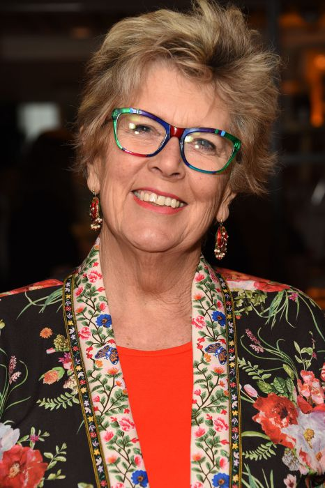 Prue Leith Spectator party z 26 Things You Didn't Know About Bake Off's Prue Leith