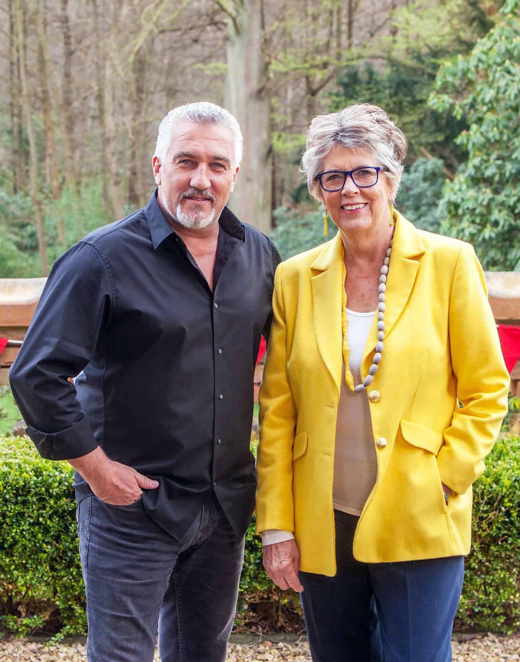 Prue Leith The Great British Bake Off Channel 4 26 Things You Didn't Know About Bake Off's Prue Leith
