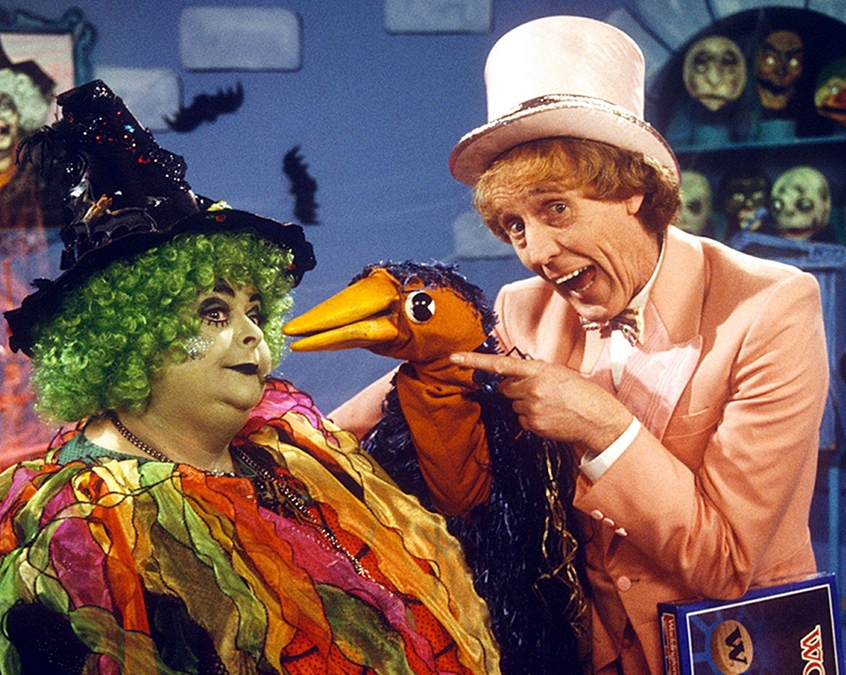 RODHULL 15 Celebrities Only 80s Kids Will Truly Appreciate