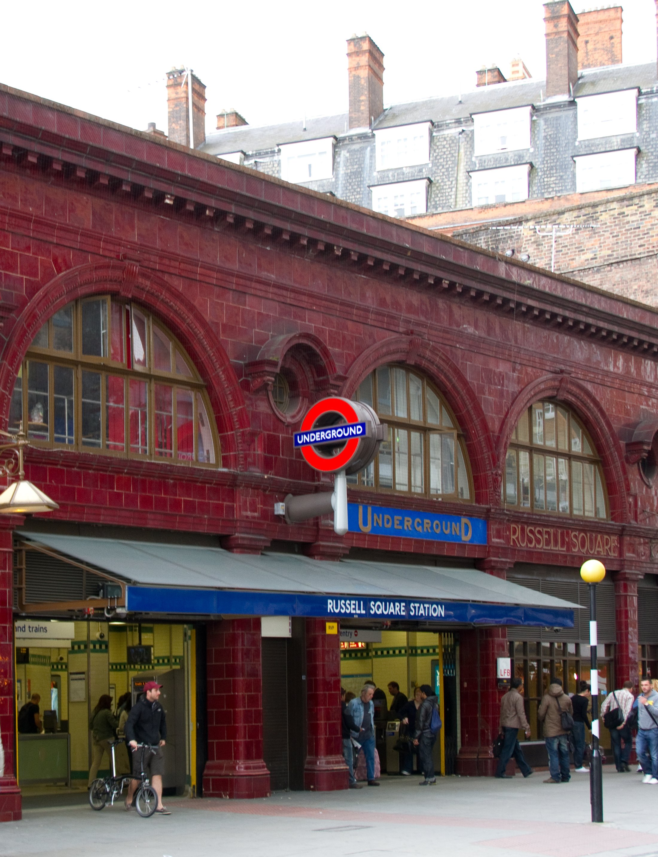 Russell Square Underground The 20 Worst Tube Stations In London