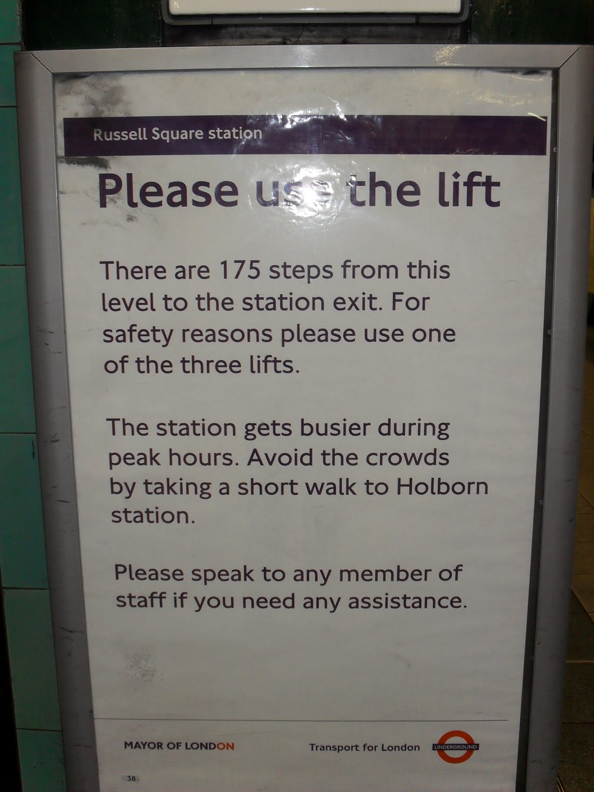 SDC10336 The 20 Worst Tube Stations In London