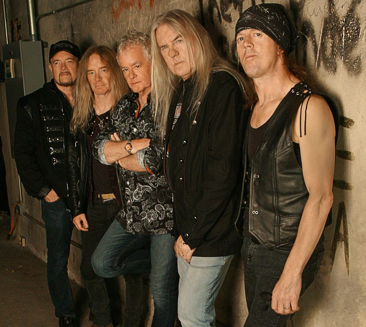 Saxon Promo Nov 2017 e1605101548513 Tonight We're Gonna Rock You With 30 Facts About This Is Spinal Tap!