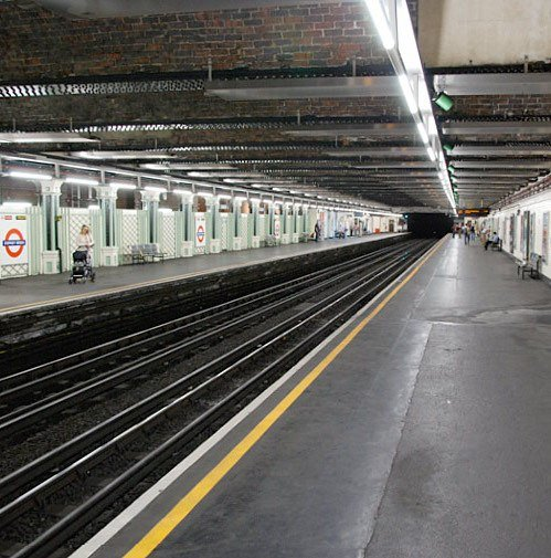 Stepney green tube platform The 20 Worst Tube Stations In London