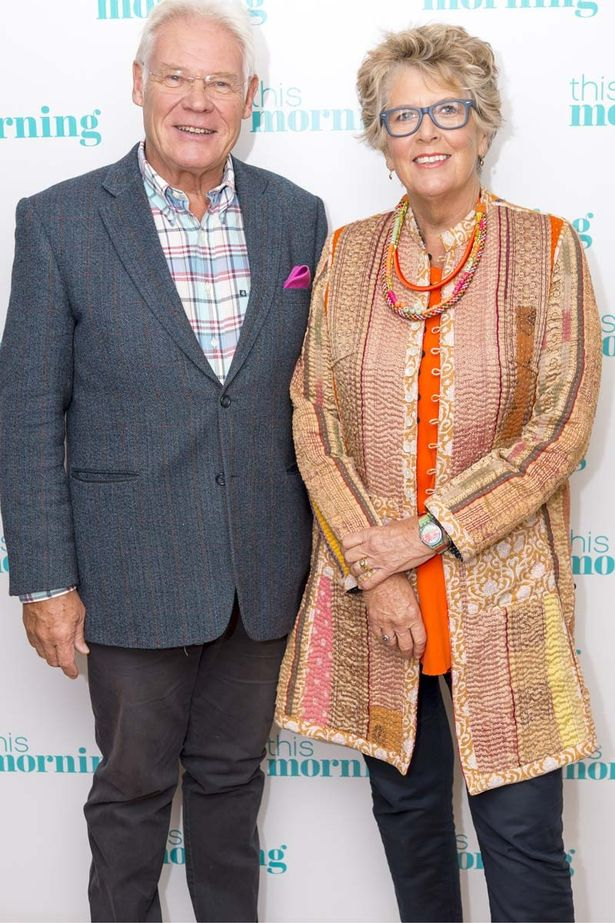 This Morning TV show London UK 27 Sep 2016 26 Things You Didn't Know About Bake Off's Prue Leith