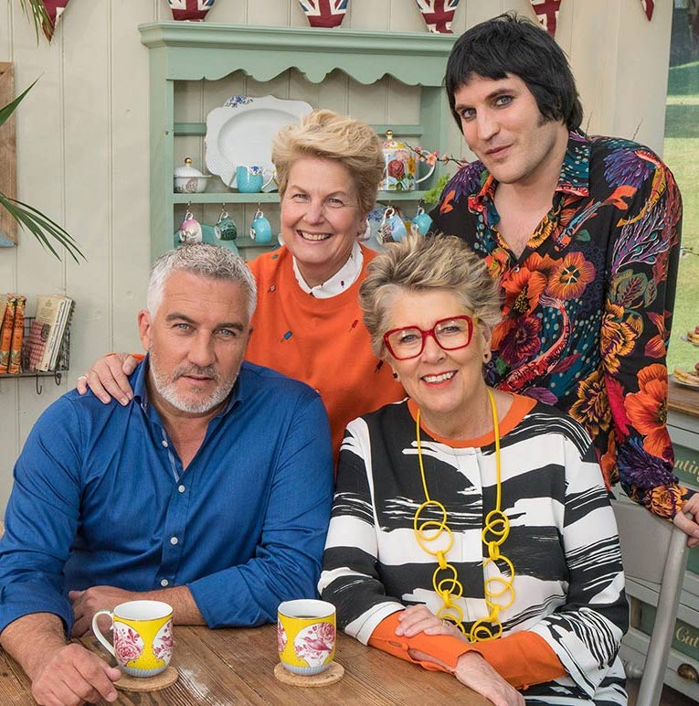 Todays Programme Landscape bake off episode 2 26 Things You Didn't Know About Bake Off's Prue Leith