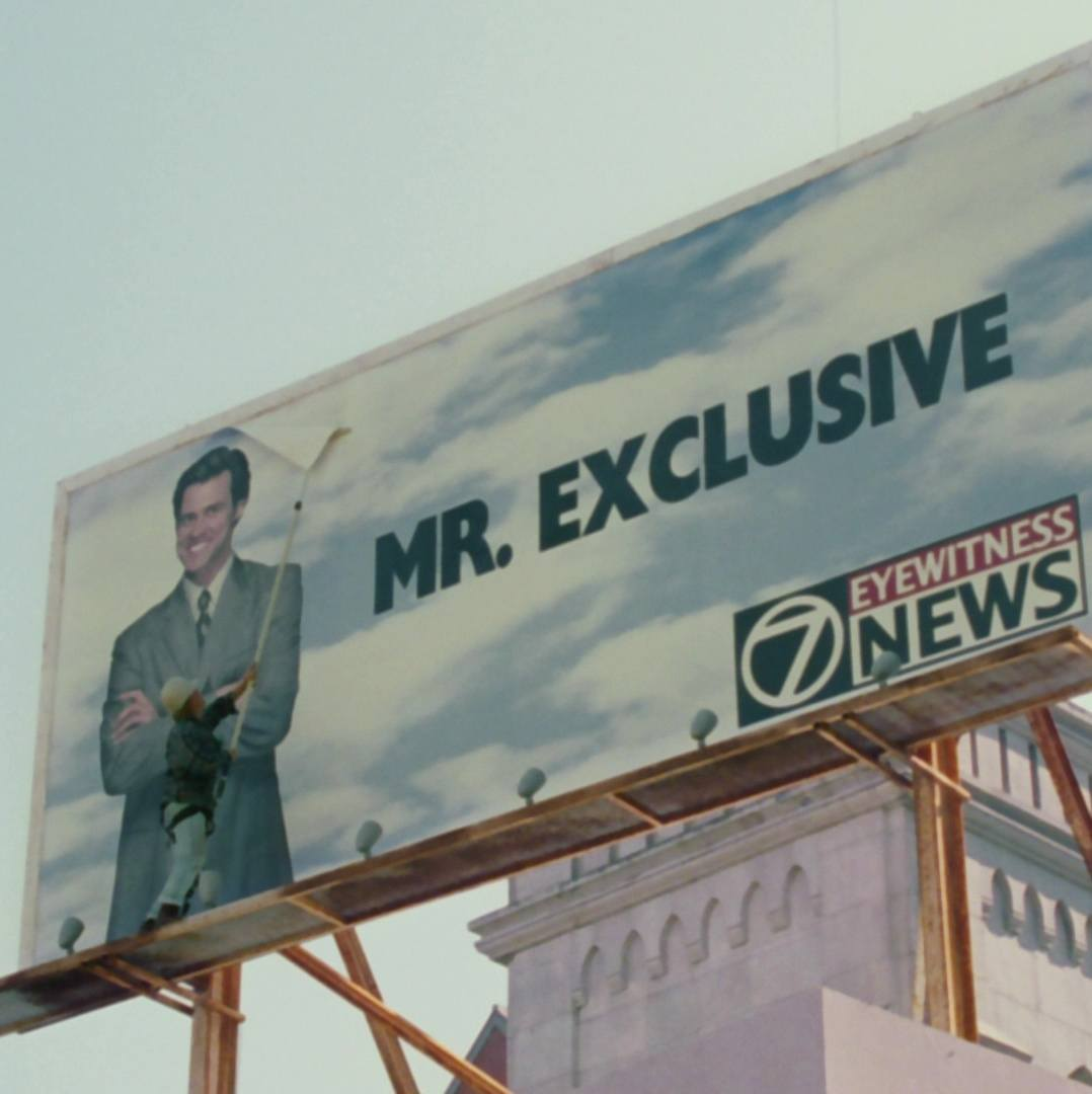 WKBW TV Television Station Virtual Channel 7 in Bruce Almighty 6 24 Things You Didn't Know About Bruce Almighty