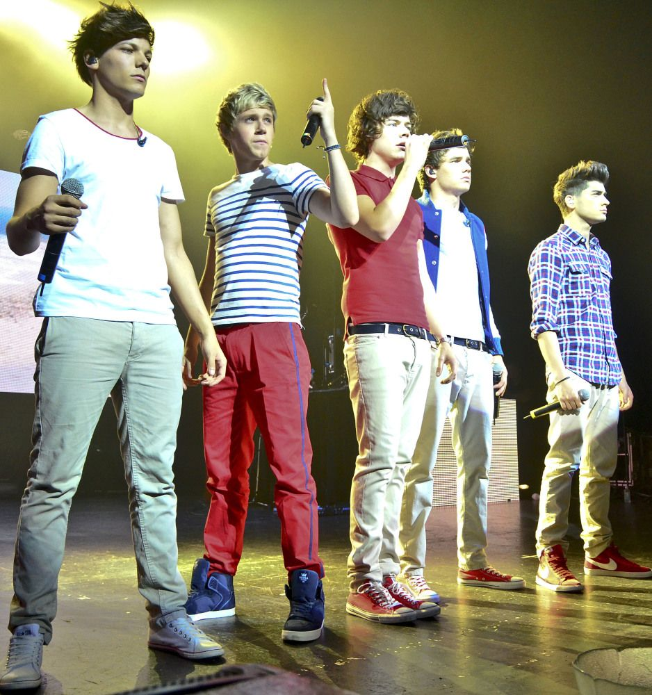 a74bd45fa887a67051763690cffd4b5b 10 Things You Didn't Know About One Direction