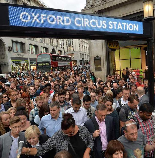 aslef The 20 Worst Tube Stations In London