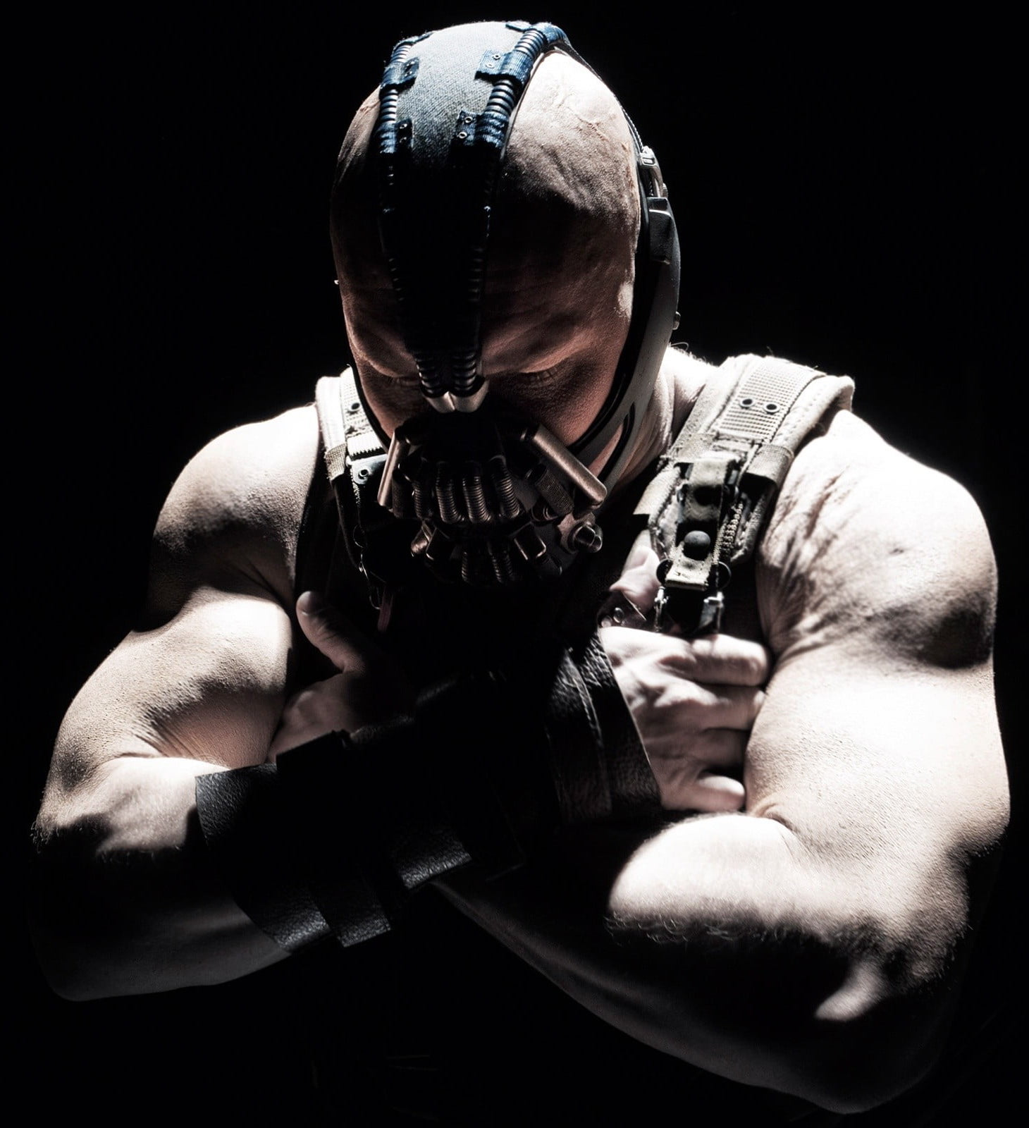 bane tom hardy the dark knight rises mortal wallpaper 25 Things You Didn't Know About The Dark Knight Rises