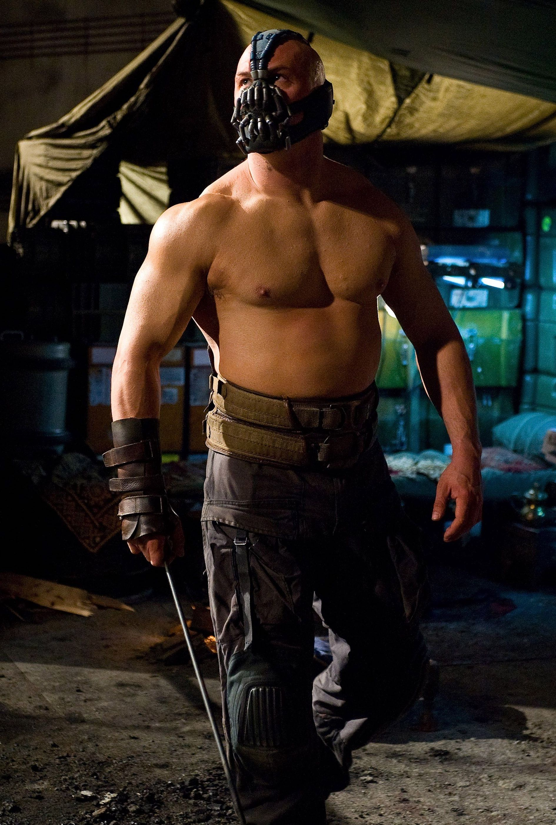 bane pod image 01 25 Things You Didn't Know About The Dark Knight Rises