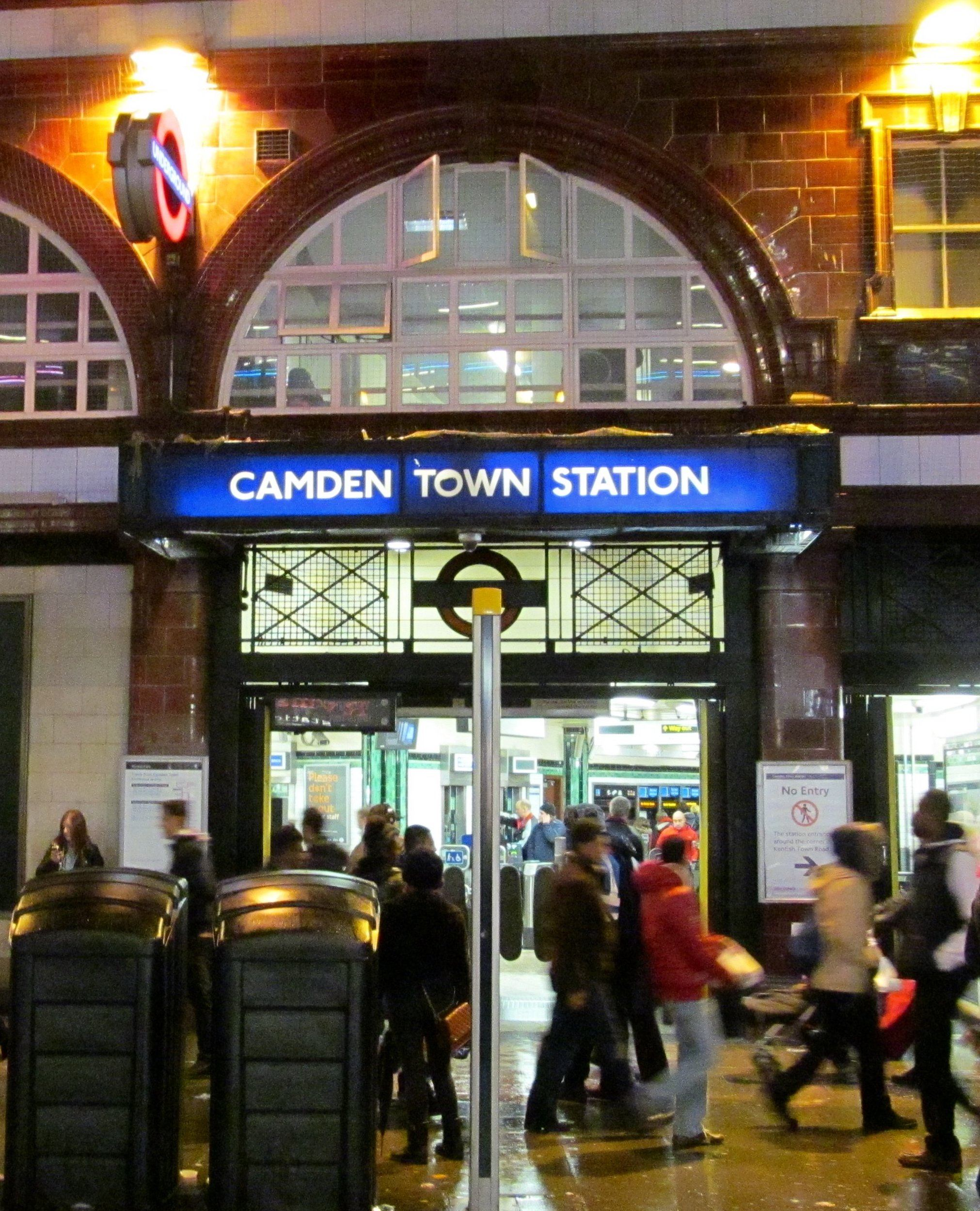 camdentownstation The 20 Worst Tube Stations In London
