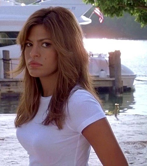 fhd0032F2F Eva Mendes 052 24 Things You Didn't Know About Bruce Almighty