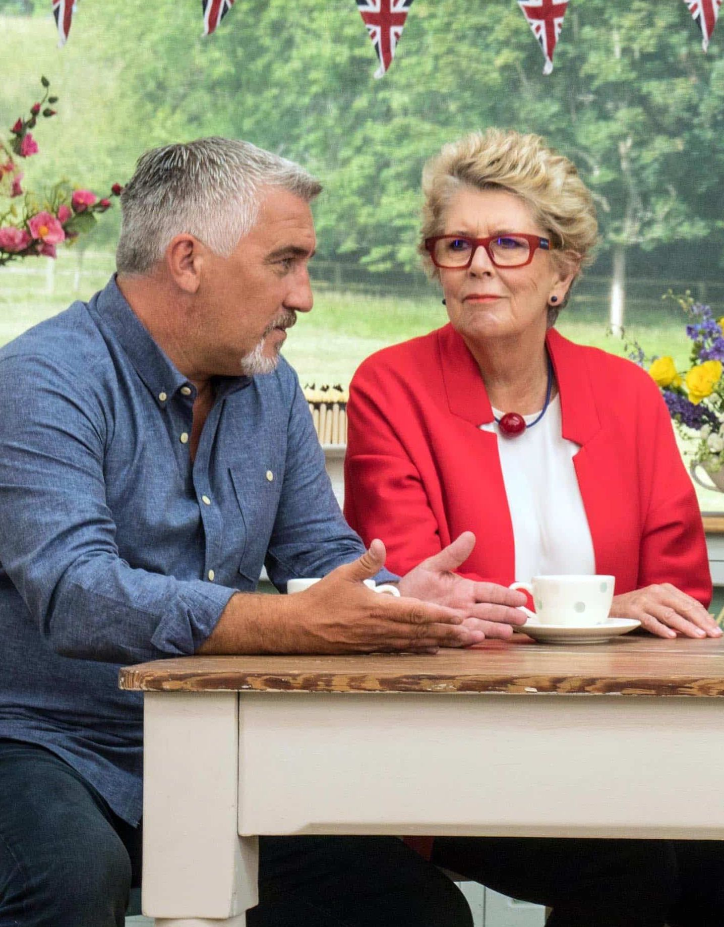 image 26 Things You Didn't Know About Bake Off's Prue Leith