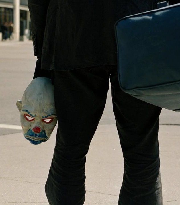 intro joker 25 Things You Didn't Know About The Dark Knight Rises