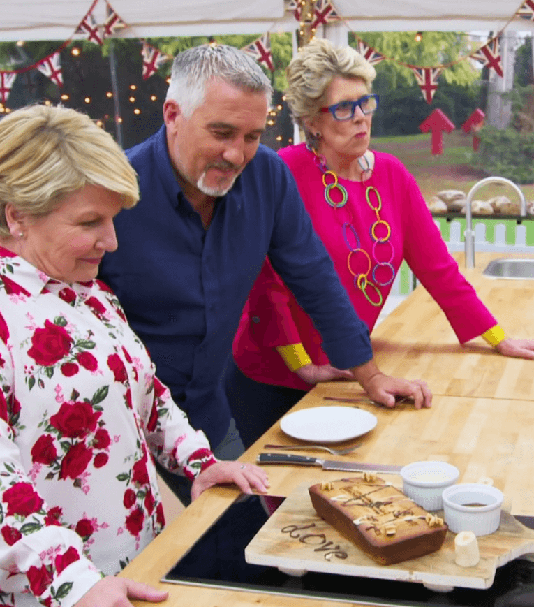 jamie laing bake off 26 Things You Didn't Know About Bake Off's Prue Leith