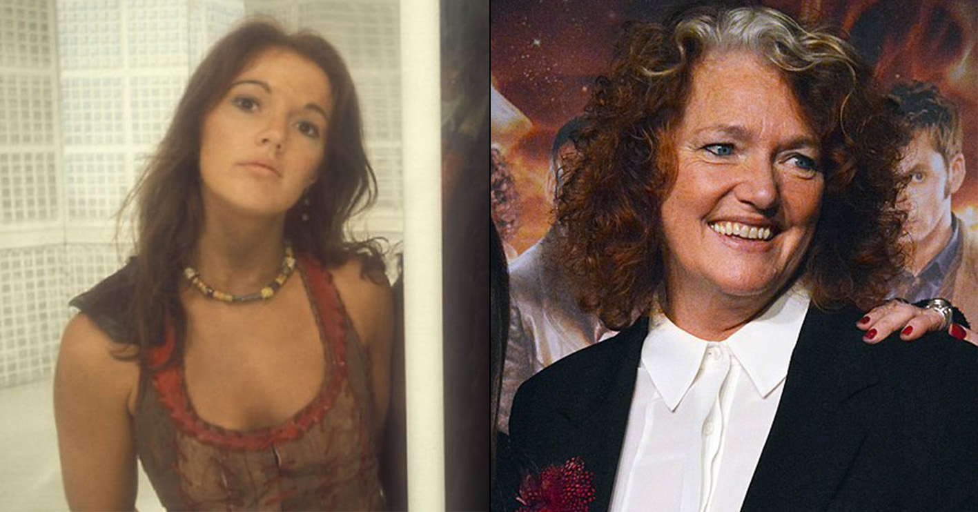 louise jameson doctor who now You Won't Believe How Your Favourite Doctor Who Companions Look Now