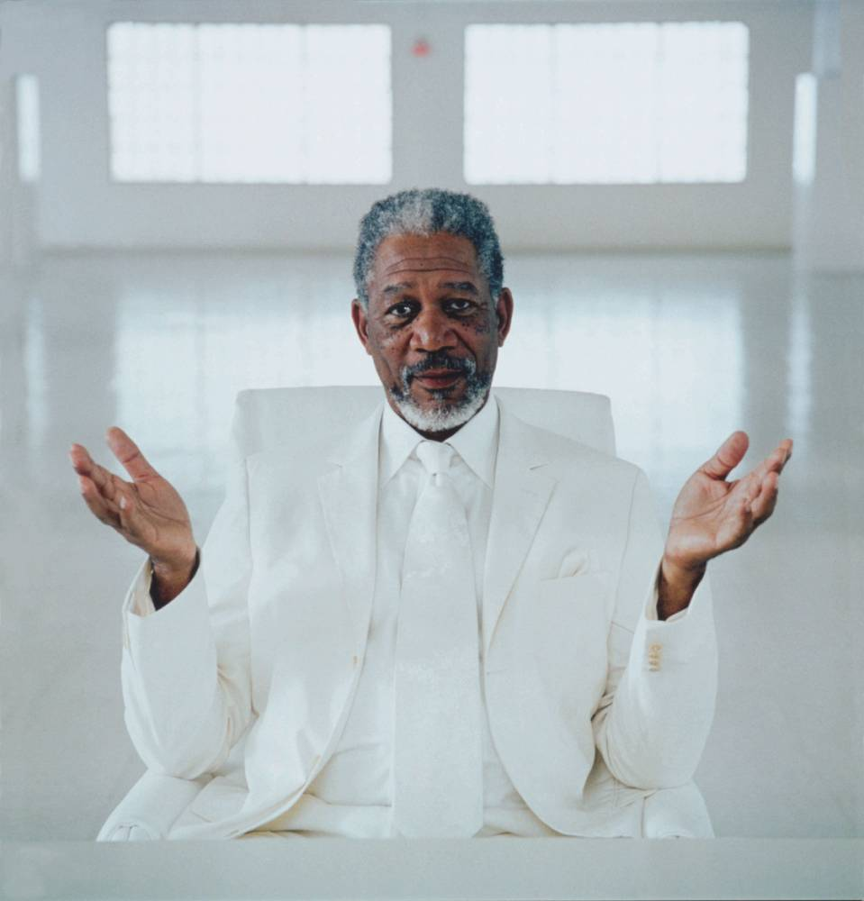 morganfreeman 24 Things You Didn't Know About Bruce Almighty