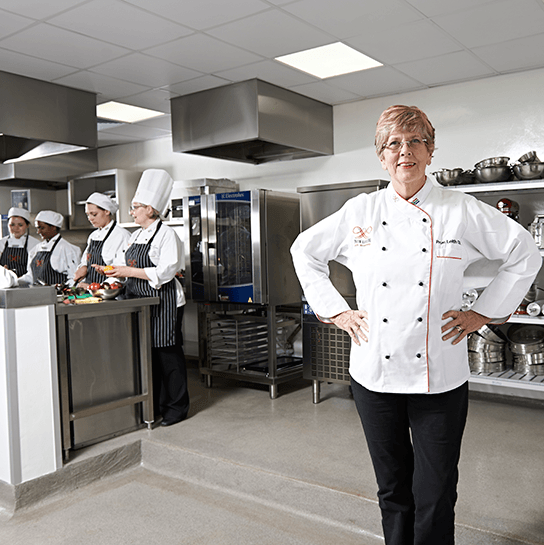 prue culinary 01 26 Things You Didn't Know About Bake Off's Prue Leith