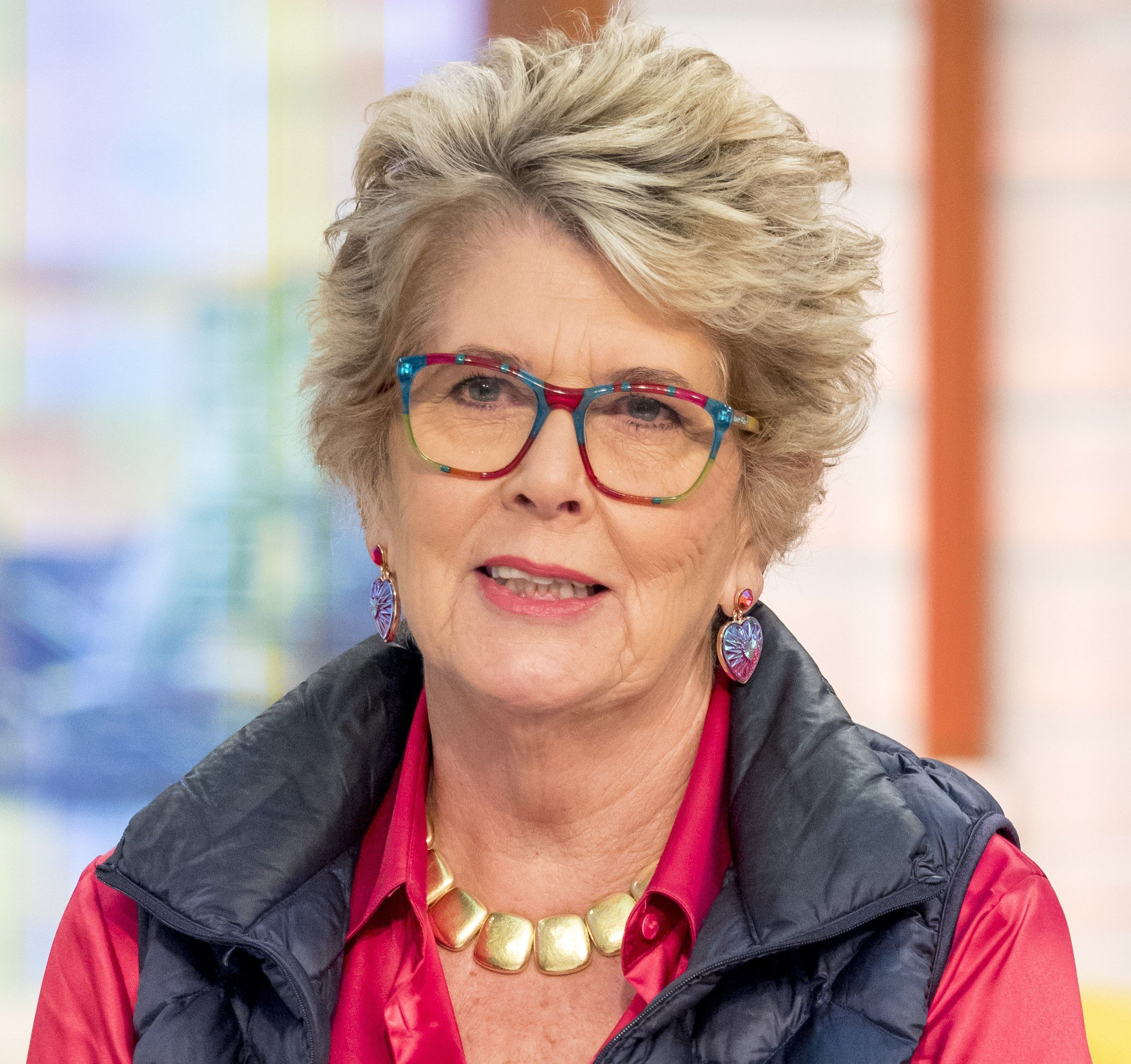 prue leith 1 26 Things You Didn't Know About Bake Off's Prue Leith