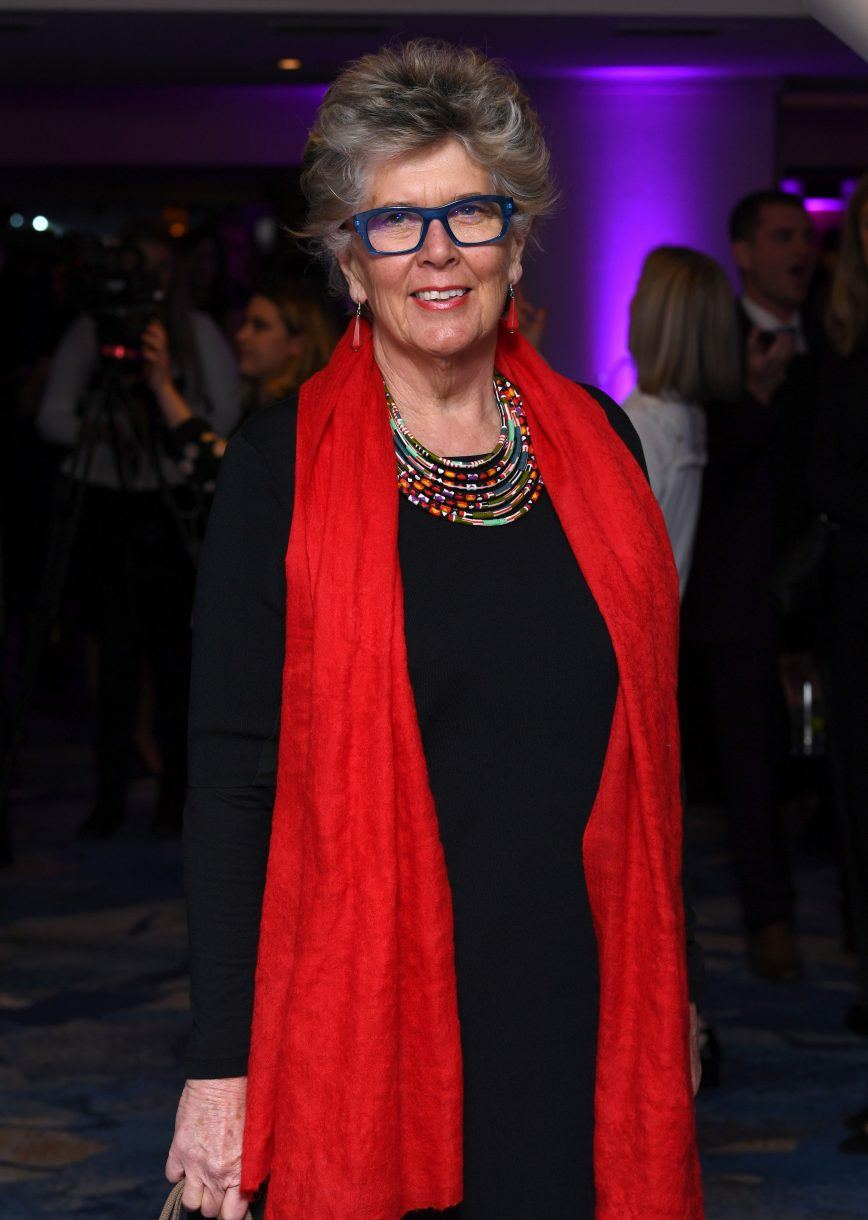 prue leith main im 26 Things You Didn't Know About Bake Off's Prue Leith