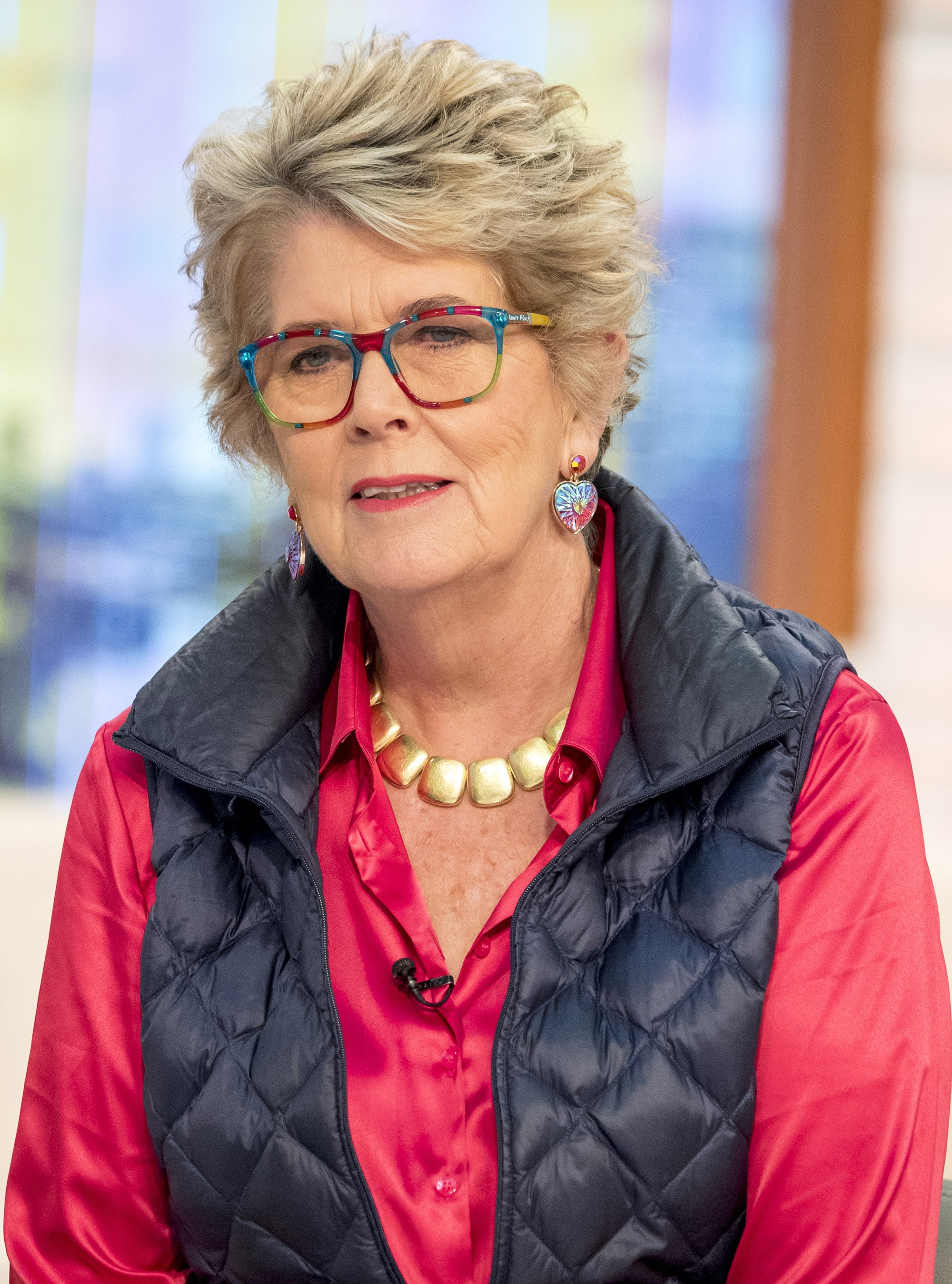 prue leith 26 Things You Didn't Know About Bake Off's Prue Leith