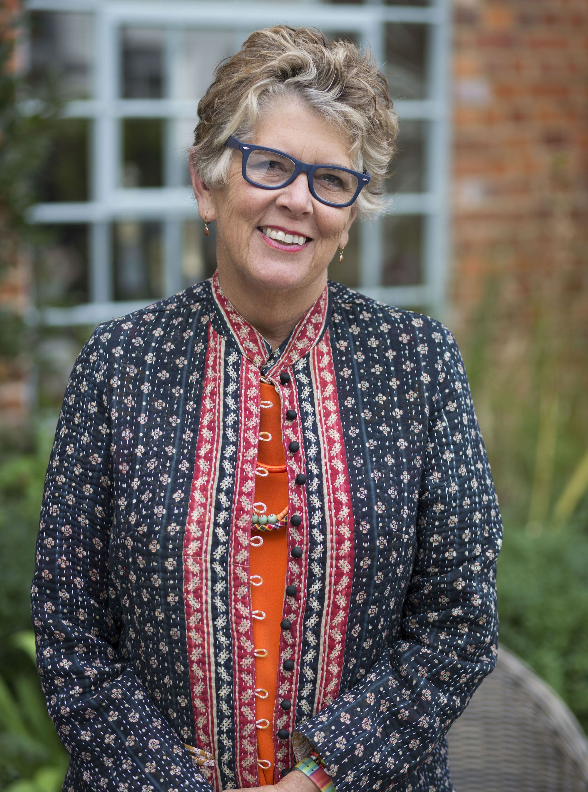 prueleith 26 Things You Didn't Know About Bake Off's Prue Leith