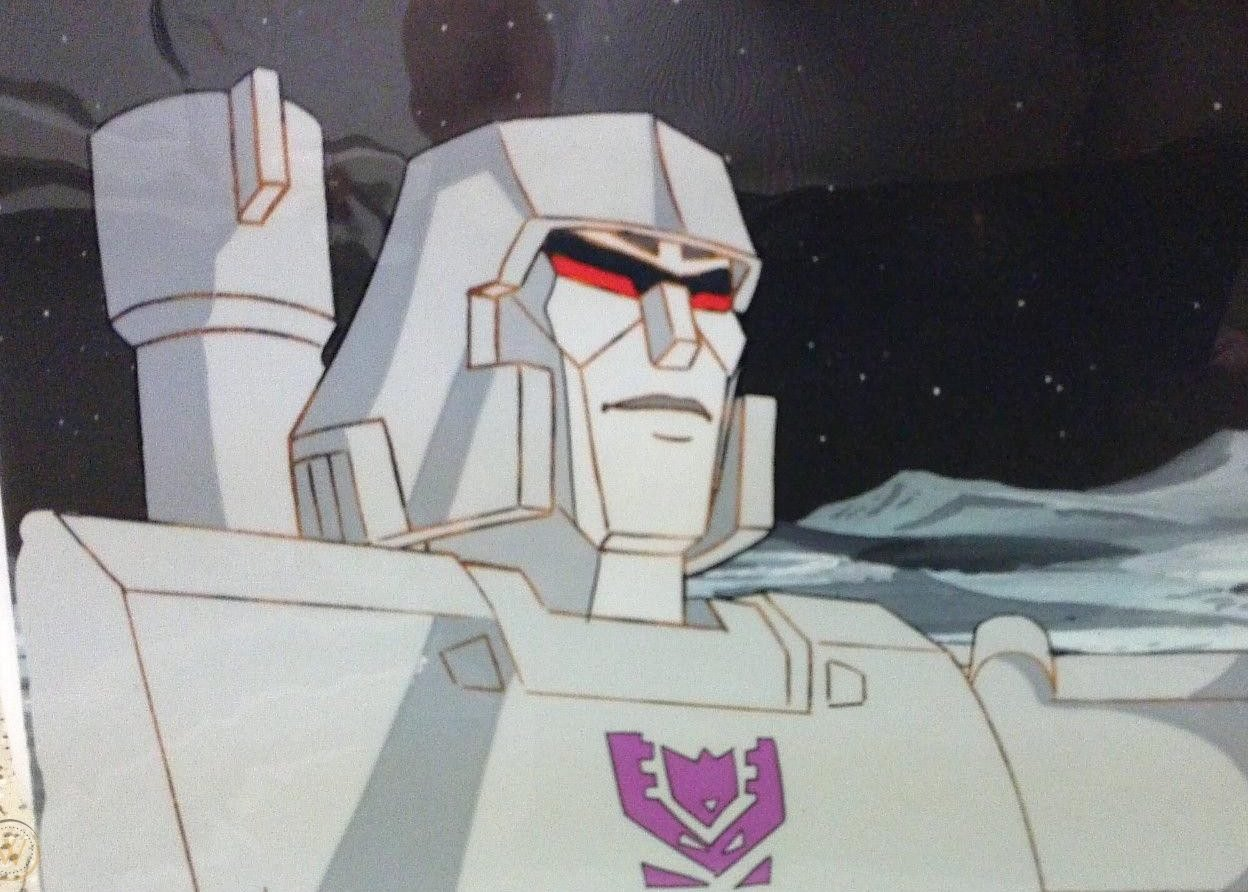 transformers original cel megatron 1 b328c2305c10470388428dbd2b6c75f9 e1628774636283 10 Villains From 80s Cartoons Who We All Loved To Hate Growing Up