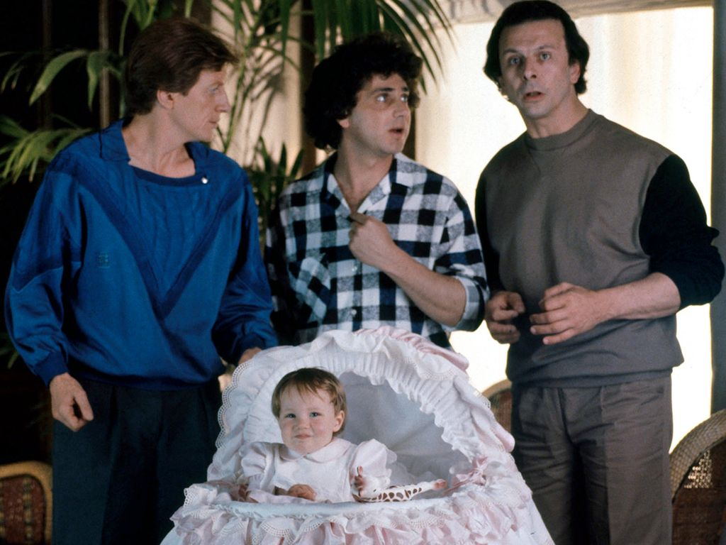 trois hommes couffin que devient bebe film culte 20 Things You Probably Didn't Know About Three Men And A Baby