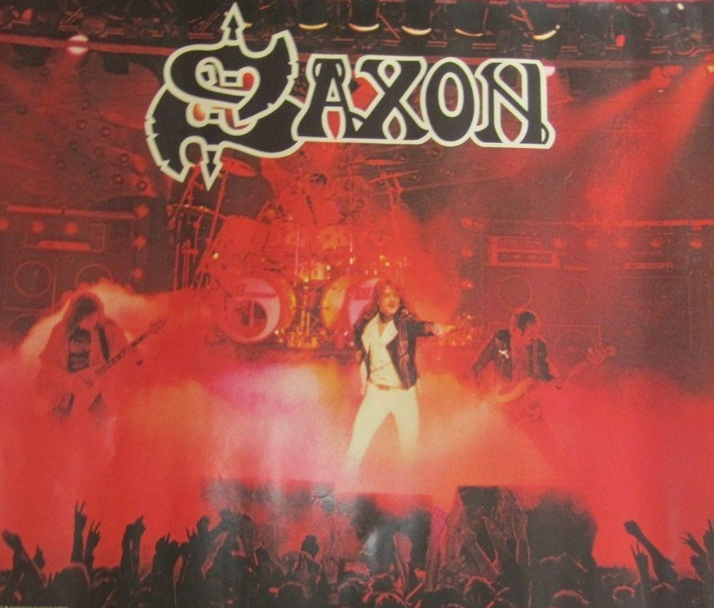 vintage saxon poster 1982 original 360 6f34f3e3849d99ddebe8e43f3f15af6e e1605101500417 Tonight We're Gonna Rock You With 30 Facts About This Is Spinal Tap!
