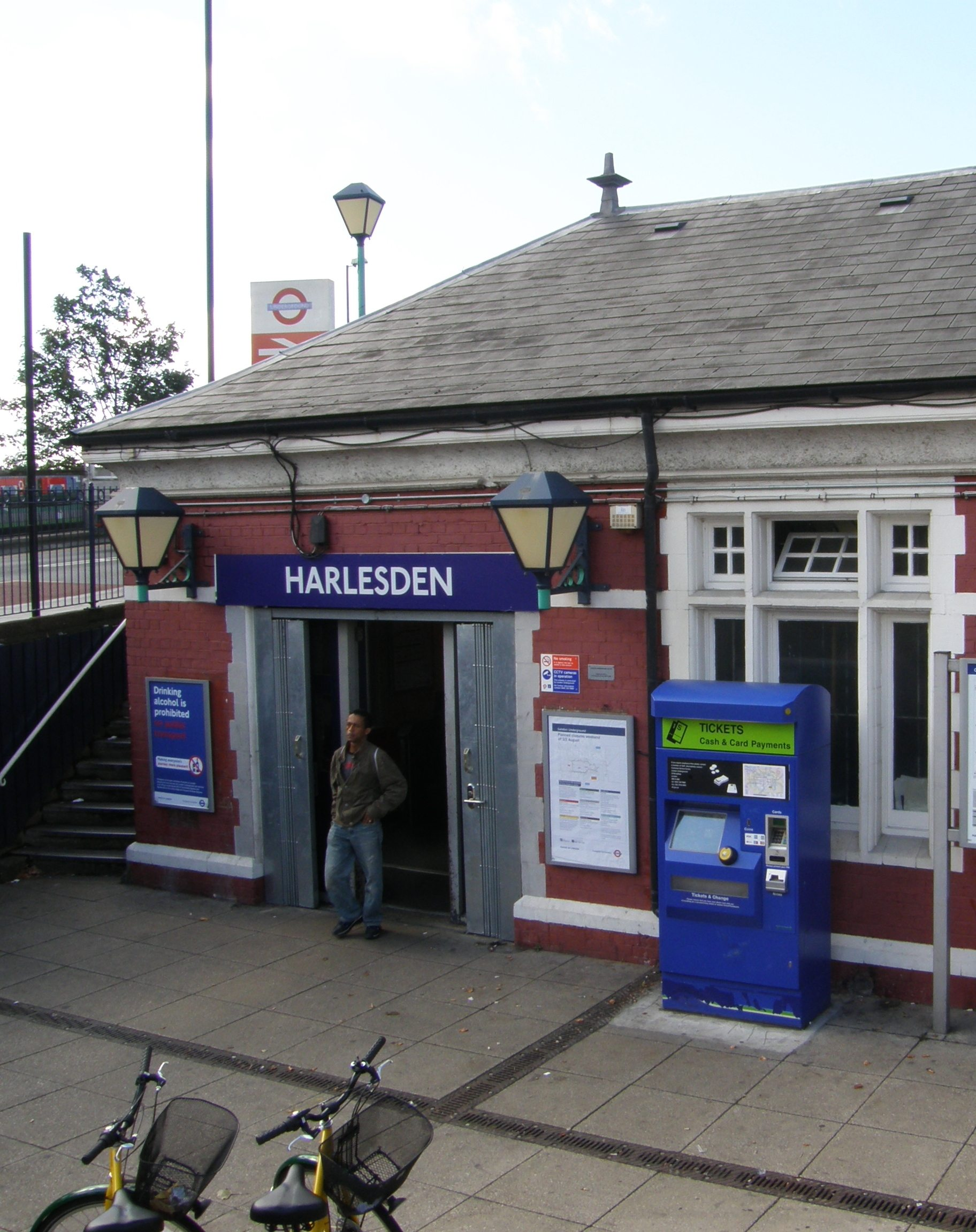 willesden junction to harrow and wealdstone012 The 20 Worst Tube Stations In London